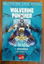 Comics Marvel Wolverine Punisher 1 Révélation