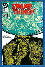 SWAMP THING # 75 (2nd Series) - DC 1988  (vf)