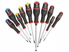 Facom Anwj10 Protwist Screwdriver Set of 10 Sl/ph/pz
