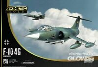 KINETIC: F-104G German Air Force and Marine in 1:48