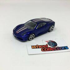 Ferrari 430 Scuderia * Hot Wheels LOOSE 1:64 Diorama * F311