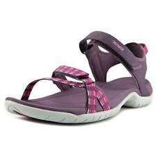 Calzado de mujer sandalias con tiras planos Teva
