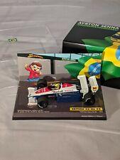Ayrton Senna Collection No 32 Limited Edition, 1984 Toleman, F1 1:43 Minichamps