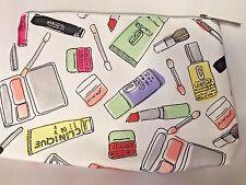 New Clinique Print Cosmetics Makeup Bags