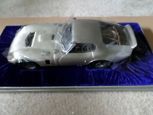 Franklin Mint  Shelby Daytona Cobra Coupe 427  Pewter LE 1000 1:12 LAST ONE MADE