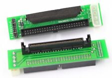 SCSI SCA 80-Pin To IDC 50-Pin Male Adapter SCSI 80-50 Card