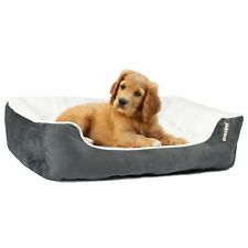 Soft Fleece PET BED Dog Cat Sleeping Furniture Puppy Kitten Padded Cushion Mat