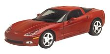 1:24 Chevrolet 2005 CorvetteC6 (Red) - Motor Max Diecast Model Car 73270