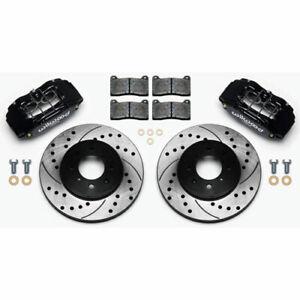 Wilwood 140-12996-D DPHA (DynaPro  fits Honda/Acura) Calipers & Brake Kits