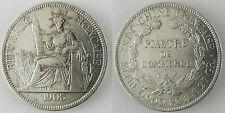INDOCHINE   -  PIASTRE   ARGENT  1905