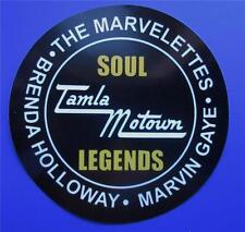 Northern Soul Car Window Sticker - Tm Soul Legends