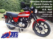 Kawasaki GT 550  1988 Clutch Cable 0550 CC