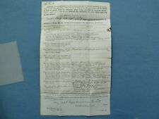 More details for 1863 prize money form - relief of lucknow - cpl.j.porter, 1/8th regiment of foot