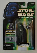 "1999 STAR WARS POWER OF THE FORCE ""DARTH VADER"" INTERROGATION DROID FIGURE MOC"