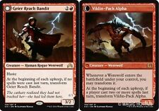 GEIER REACH BANDIT Shadows over Innistrad MTG Red Creature — Human Werewolf Rare