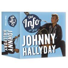 Une info par jour 2021 - Johnny Hallyday