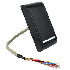 Waterproof Standalone Access Controller Home Entry Control Card Reader Alarm Top