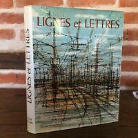 Líneas y Letras la Vida de vía Baroli Antología Literaria Ferrocarril 1978