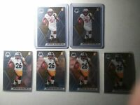 2020 Mosaic Anthony McFarland Jr ROOKIE VARIATION (6) CARD LOT Steelers #237