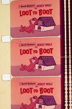 LOOT TO BOOT HOKEY WOOLF A HANNA-BARBERA CARTOON 16MM FILM MOVIE ON REEL Y79