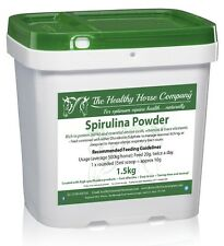 Spirulina Powder 1.5kg Tub (Amino Acids, Vitamins, Minerals)
