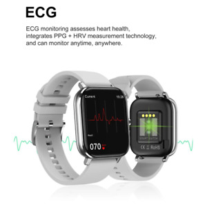 Inteligente Smart Watch Ipbzhe K02 Bluetooth Call ECG 2021 Original Smartwatch
