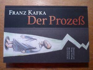 Franz Kafka: Der Prozeß , Büchergilde Gutenberg illustriert