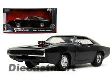 Fast & Furious Dom's 1970 Dodge Charger 1 24