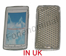 Gel Case Cover For Sony Ericsson X12 Xperia Arc Anzu LT15i Arc S LT18i Clear UK