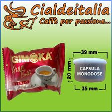 100 capsule caffè GIMOKA Gran Bar - Comp. Lavazza Espr.Point