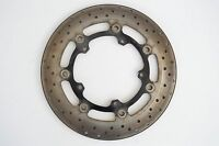 2010 YAMAHA FZ8 FRONT RIGHT SIDE BRAKE DISC