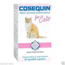 New listing Two Bottles of Cosequin Feline for Cats each bottle is 80 ct ! 000002A2