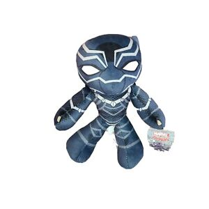 "🔥NEW! MARVEL Flexers 10"" Poseable Plush Doll The Avengers Black Panther🔥"