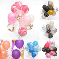 20pcs/set Wedding Birthday Balloons Latex Ballons Home Boy Girl Baby Party Decor