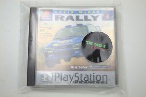 Colin McRae Rally - PAL fr -  23% de REDUCTION pour 3 JEUX ACHETES - PS1 PSX