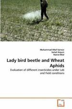 Lady Bird Beetle And Wheat Aphids: Evaluation Of Different Insecticides Under.