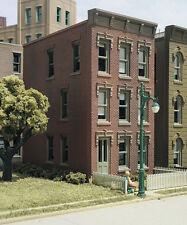 Woodland Scenics [WOO] HO Townhouse #1 Building Kit WOO10900