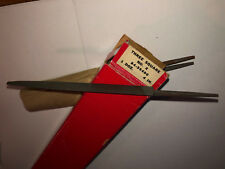 "Simonds - 4"" THREE SQUARE NO. 2 - Box of 3 Files 84-35400"
