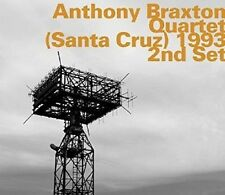 Anthony Braxton - Quartet (Santa Cruz) 1993 Vol. 2 [New CD] Spain - Import