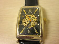 Vintage Croton Automatic men's watch,Skalton Jewels watch Movement,Rectangular