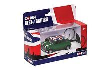 CORGI BEST OF BRITISH CLASSIC MINI GREEN GS82112