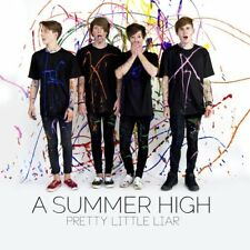 Summer High  ‎– Pretty Little Liar CD