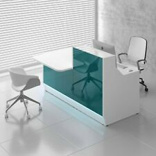 Linea 74 Reception Desk With Counter Top