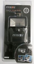 Zeikos Digital Slave Flash Bonus Hot Shoe Bracket Included Digital & SLR Cameras