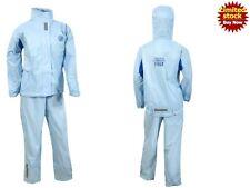 Childs Waterproof Suit Jacket & Trousers Rain Set Kids Children Girls Pack 7-8