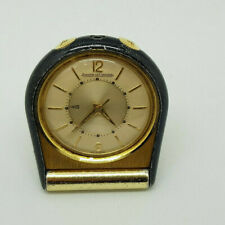 More details for vintage jaeger-lecoutre memovox travel alarm clock