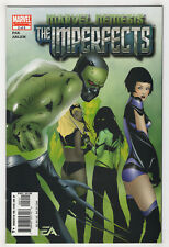 Marvel Nemesis The Imperfects #2 (Jul 2005) [EA Games] Spider-Man Wolverine D