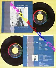 LP 45 7'' BONNIE RAITT Nick of time The read's my middle name 1989 no cd mc dvd
