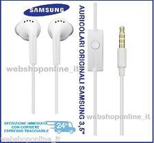Auricolare originale Samsung EHS61 3.5 per Galaxy S3 S4 Ace 2 Ace 3 Ace 4 Next