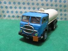 FIAT 682 N3 Camion Citerne  3-Axes - 1/43 - CB Modèles ( Gila modèles Elite)